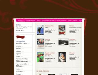 casadoposter.com.br screenshot