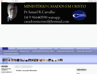 casadosemcristo.blogspot.com.br screenshot