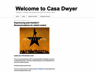 casadwyer.com screenshot