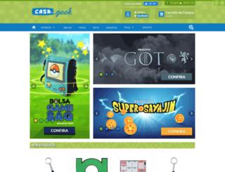 casageek.com.br screenshot