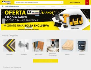 casagiacomo.com.br screenshot