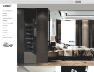 casali.net screenshot
