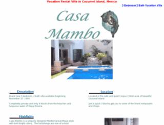 casamambo.com screenshot