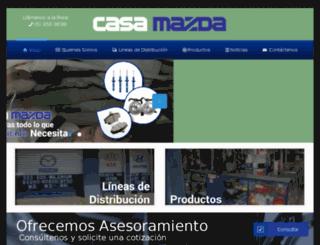casamazda.com screenshot