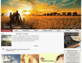 casamentosrestaurados.com.br screenshot
