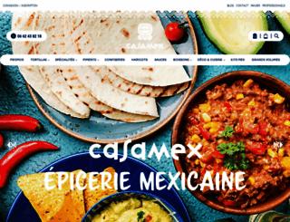 casamex.fr screenshot