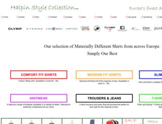 casamodashirts.com screenshot