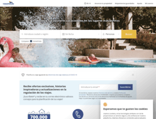 casamundo.es screenshot
