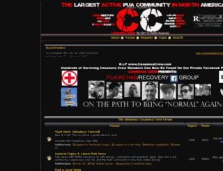 casanovacrew.com screenshot
