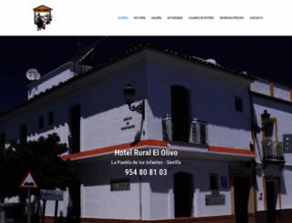 casaruralelolivo.com screenshot