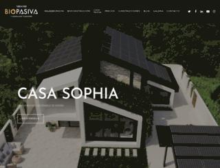 casas-madera-madrid.net screenshot