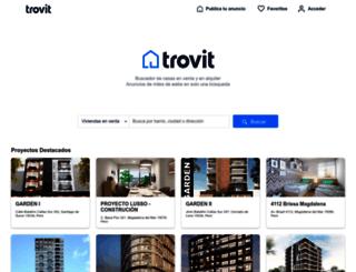 casas.trovit.com.pe screenshot