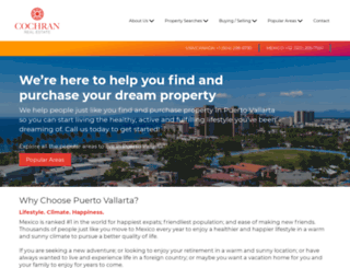 casasandvillas.com screenshot