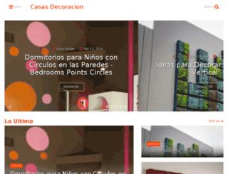 casasdecoracion.blogspot.com screenshot
