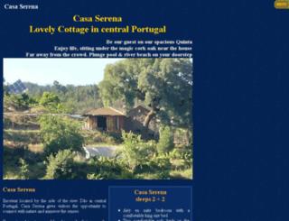 casaserena-portugal.com screenshot