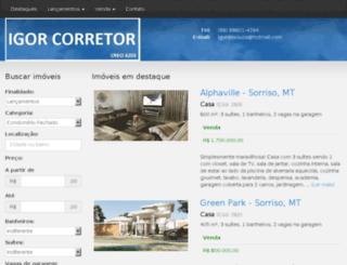 casasorriso.com.br screenshot