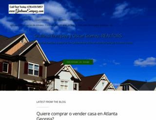casasportodoatlanta.com screenshot