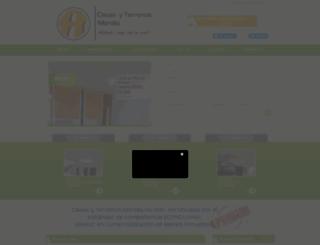 casasyterrenosmorelia.com.mx screenshot