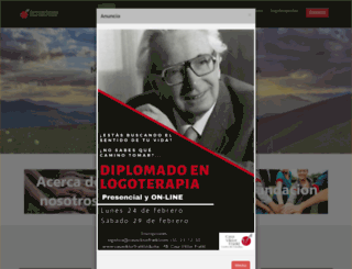 casaviktorfrankl.com screenshot