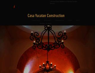 casayucatan.com screenshot