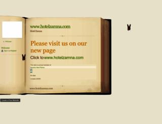 casazamna.webs.com screenshot