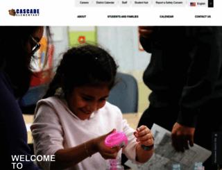 cascade.ksd.org screenshot