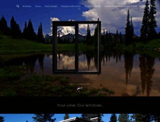 cascadewindows.com screenshot