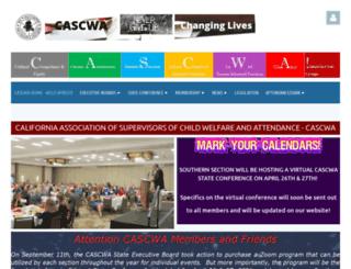 cascwa.wildapricot.org screenshot