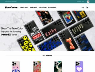 case-custom.com screenshot
