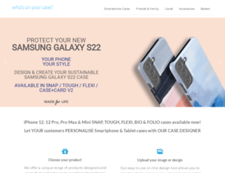 case-site.com screenshot