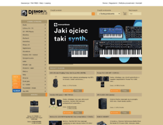 case-y.djshop.pl screenshot