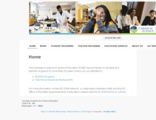 case.ciw.edu screenshot