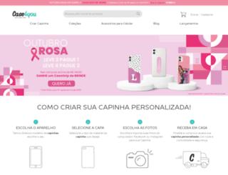 case4you.com.br screenshot