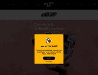 caseapp.com screenshot