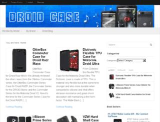 casedroid.com screenshot