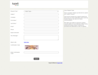 cases.kazeli.com screenshot