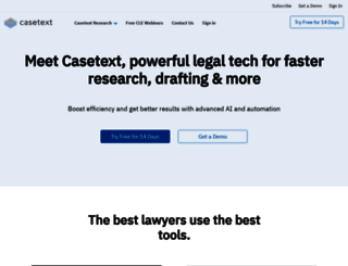 casetext.com screenshot