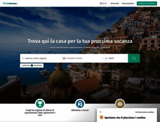 casevacanza.it screenshot
