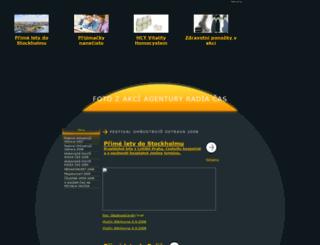 casfoto.webgarden.cz screenshot