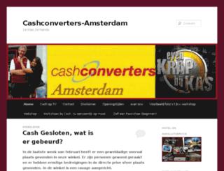 cash-amsterdam.com screenshot
