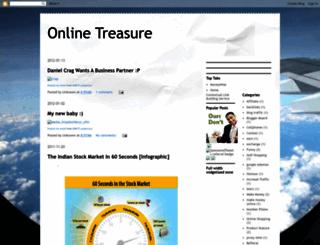 cash-generators-online.blogspot.com screenshot