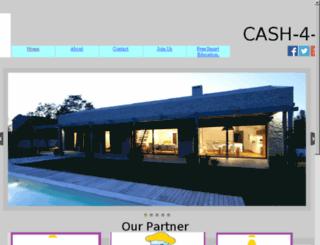 cash4ojas.org screenshot