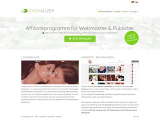 cashalizer.com screenshot