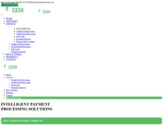 cashbackcorp.com screenshot