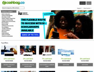 cashbag.co.za screenshot