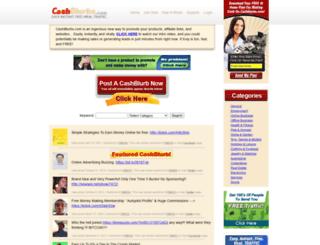 cashblurbs.com screenshot
