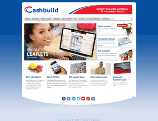 cashbuild.co.ls screenshot