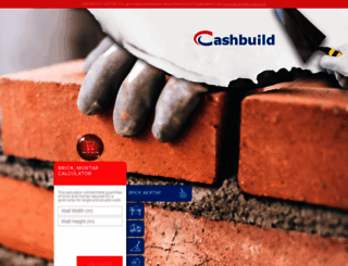 cashbuild.co.za screenshot