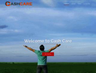 cashcare.in screenshot
