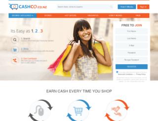 cashco.co.nz screenshot